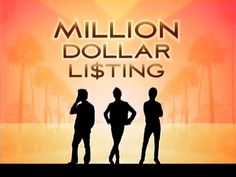 Million Dollar Listing ... guilty pleasure YES!