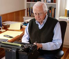 David McCullough, my favorite modern-day author.