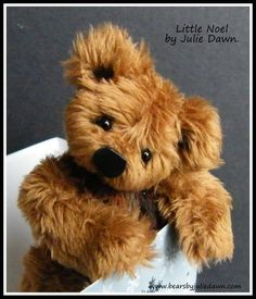 LITTLE NOEL by Bears by Julie Dawn.