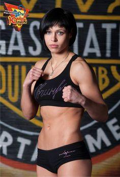 Lena Ovchynnikova -10-6 in kickboxing, 9-3 in MMA