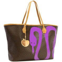 #Modern #Fashion #Accessories | Icon Duchess Medium East/West Tote | $228