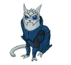 Garrus Kitten - Mass Effect