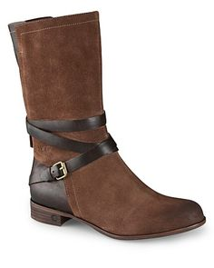 UGG Australia Suede Boots - Deanna | Bloomingdales