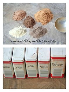 Save money by making your own spice mixes like this delicious one for Homemade Pumpkin Pie Spice Mix   5DollarDinners.com