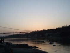 Rahm Jula sunset, Rishikesh