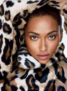 We are all about animal prints for fall.