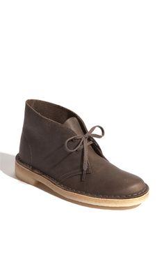 Clark's desert boot.