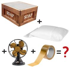 In 1907, Inventor, salesman, and janitor James Spengler combined a soap box, pillow case, a fan, and tape to invent what appliance that you use in your home?