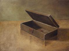 """Egmont Hartwig; Oil, 2012, """"Key II"""""""
