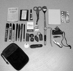 Stormdrane's Blog: Pocket Organizer spare paracord carry, Pocket Grappling Hook, Tube-A-Ton, & Industrial Strength Survival Food Grade Tin...