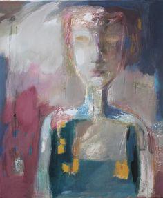 La place acrylic on canvas  55X65cm