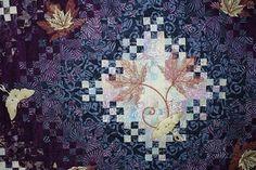 Stoney Ridge Fiber Arts: Luna Lace (detail)
