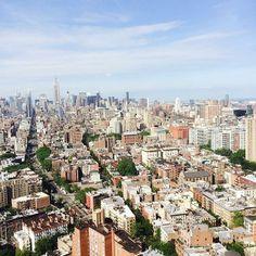 Views of New York from the Trump SoHo. Photo courtesy of charissa_fay on Instagram.