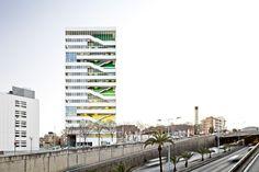Arquitectos: Sergi Pons, Ricard Galiana y Pau Vidal Ubicación: Barcelona, España Año Proyecto: 2011 Fotografías: Adrià Goula