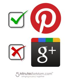 I Pick Pinterest Over Google+