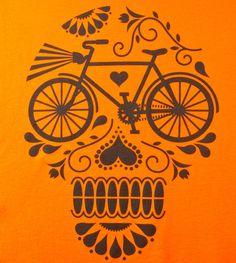 The Cranium Bicycle High Performance Tee