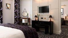 Claridge's, London - The Diane Von Fustenberg rooms and suites.