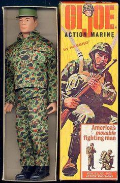 Original GI Joe | original GI Joe Action Marine