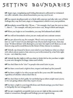 healthy relationship boundaries worksheets Quotes