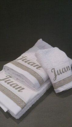 Toallas para Juan