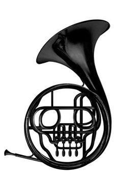 black French Horn