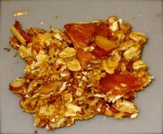 Barras de granola | En mi cocina hoy