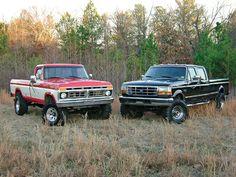 love me some Ford trucks