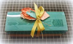 Another Chance to Stamp: GIFT BOX (PERFECT FOR COOKIES AND BEAUTY PRODUCTS)