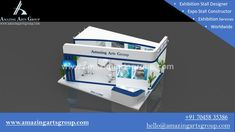 Amazingartsgroup  are an Exhibition booth designer ,Exhibition Stand Builder carrying out the work of designing, fabricating and building World-class exhibition stands in Mumbai and other parts of India Exhibitionstandcontractorindia.com
