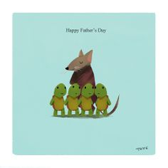 Father's Day | Aww....TMNT
