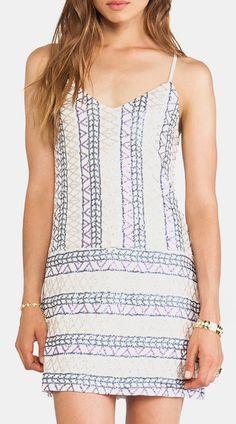 Dolce Vita Tibi Dress in White