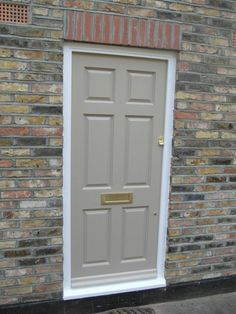 External Paint Colour To Complement French Gray Farrow And Ball