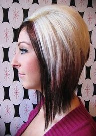 Love the color and cut.