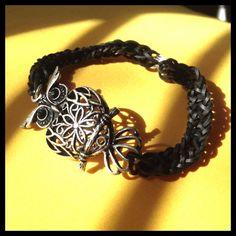 Inverted Fishtail Bracelet