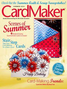 CardMaker Summer 2014. Order here: http://www.anniescatalog.com/detail.html?code=AM5253