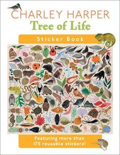Tree of Life Sticker Book