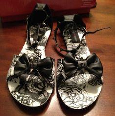 Iron Fist Sandal Shoes Shotgun Flat