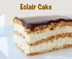 Eclair Cake | Recipe Devil