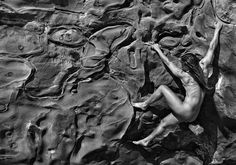 climb, book stone, deanfidelman web16, stone nude, art, dean fidelman, beauti, stones, photographi