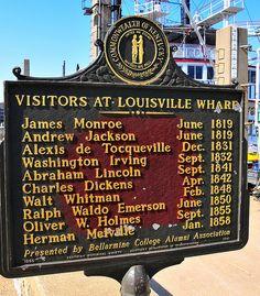 Belle of Louisville & Water Front -  Louisville, Kentucky