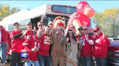 Nobody does tailgating like Kansas City, and this proves it