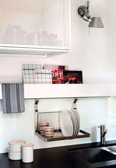 kitchen ikea rack
