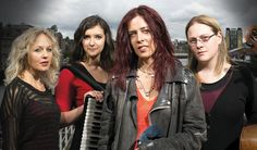 Kathryn Tickell & The Side (Tour & Video)