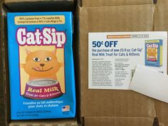 Free CatSip sample #