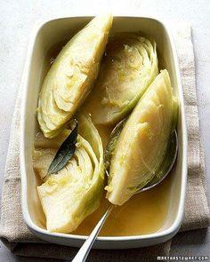 Braised Cabbage Recipe