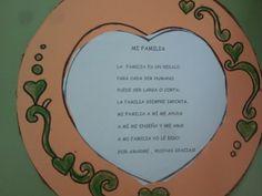 Poesia dia de la familia