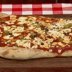 Mario Batali's Sicilian Pizza recipe. #thechew