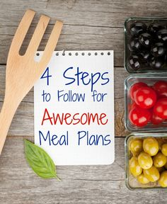 Meal planning is pretty much the ultimate food hack, but how exactly do you create a meal plan? We're sharing our #FitHack meal plan tips here!