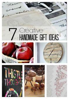 Seven Handmade Gift