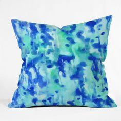 Rosie Brown Blue On Blue Throw Pillow DENY Designs http://www.amazon.com/dp/B00JJ21E6Y/ref=cm_sw_r_pi_dp_iMpiub08WJR2E    #pillow #homedecor #art #abstract #amazon #denydesigns pillow homedecor, blue throw, pillow deni, throw pillows, brown blue, throwpillow pillow